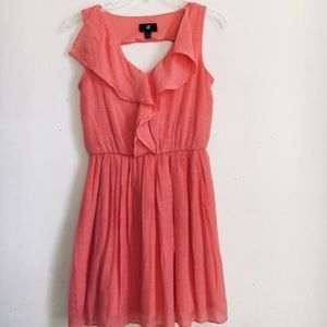 IZ BYER DRESS BEAUTIFUL COLOR AND STYLE SIZE M